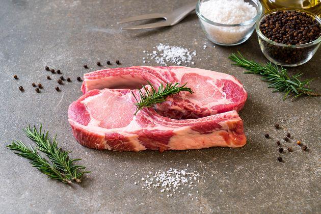 法式調味戰斧豬排 2