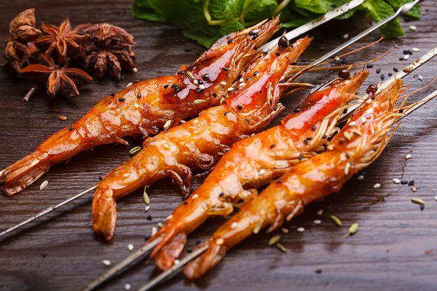 南美頂級生白蝦 5