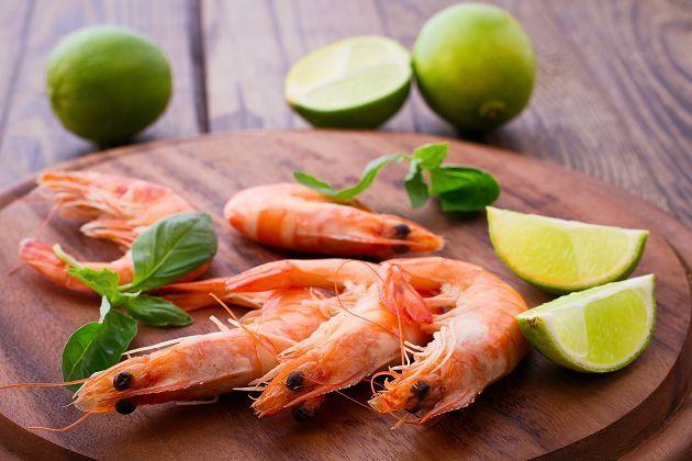南美頂級熟白蝦 1