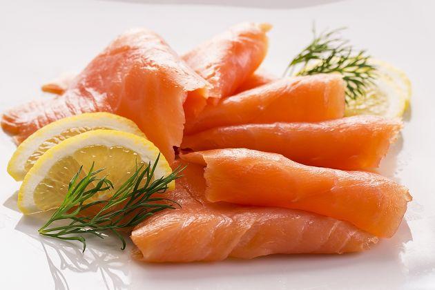 智利煙燻鮭魚 1