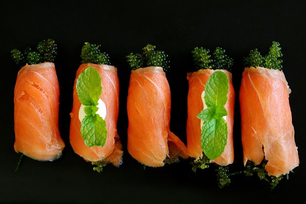 智利煙燻鮭魚 2