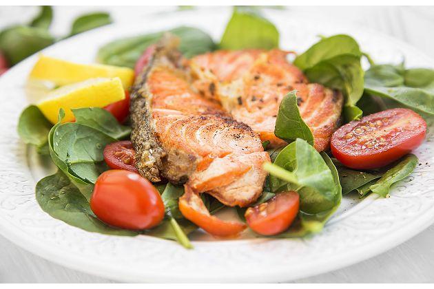 厚切鮭魚 1