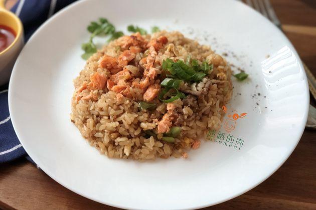 智利薄鹽鮭魚片(調味) 3