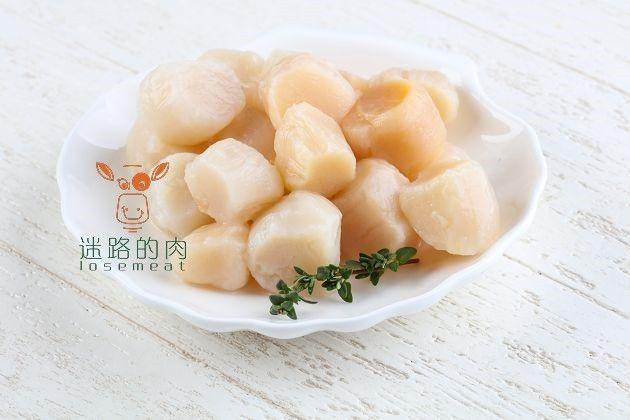小家庭の日本北海道生食級干貝 3