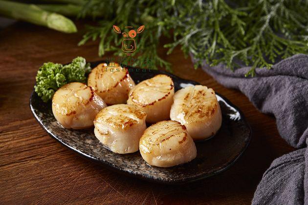 小家庭の日本北海道生食級干貝 4
