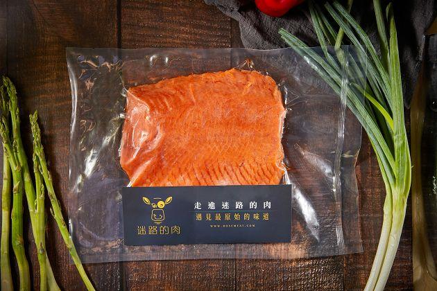 智利煙燻鮭魚(調味) 2