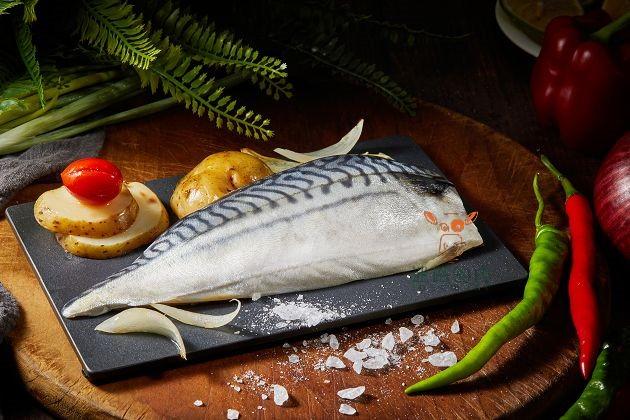 挪威薄鹽鯖魚(調味)  多件優惠 1