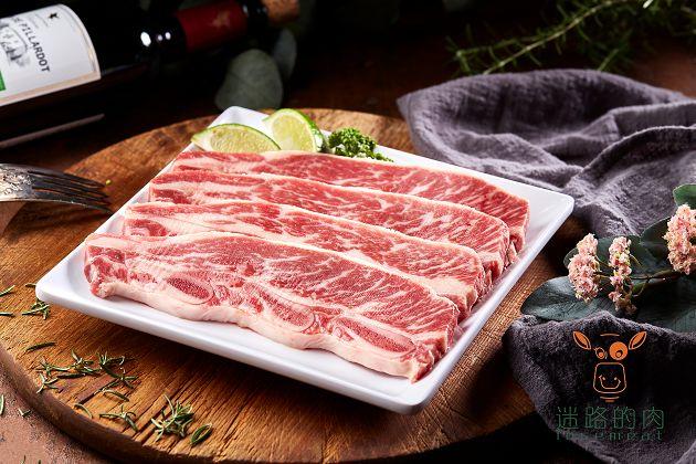 安格斯霜降頂級 帶骨牛小排 優惠價 1
