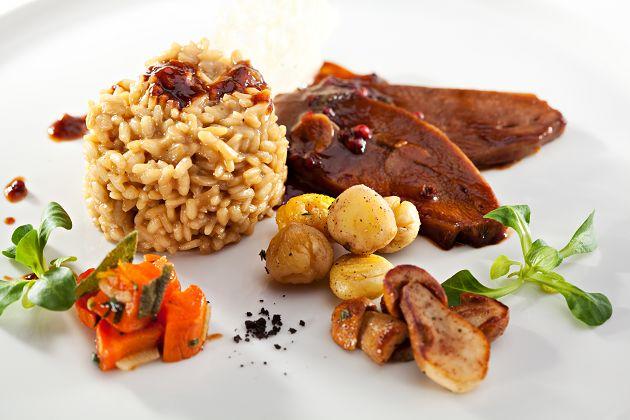 西班牙牛肝菌菇燉飯 3